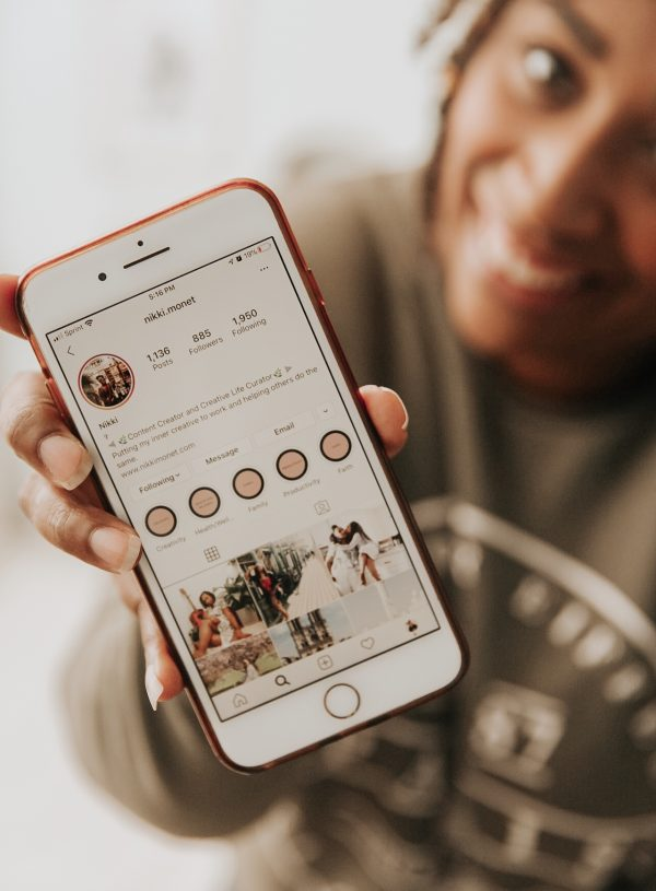 The Start of your Instagram Presence: 4 Simple Steps